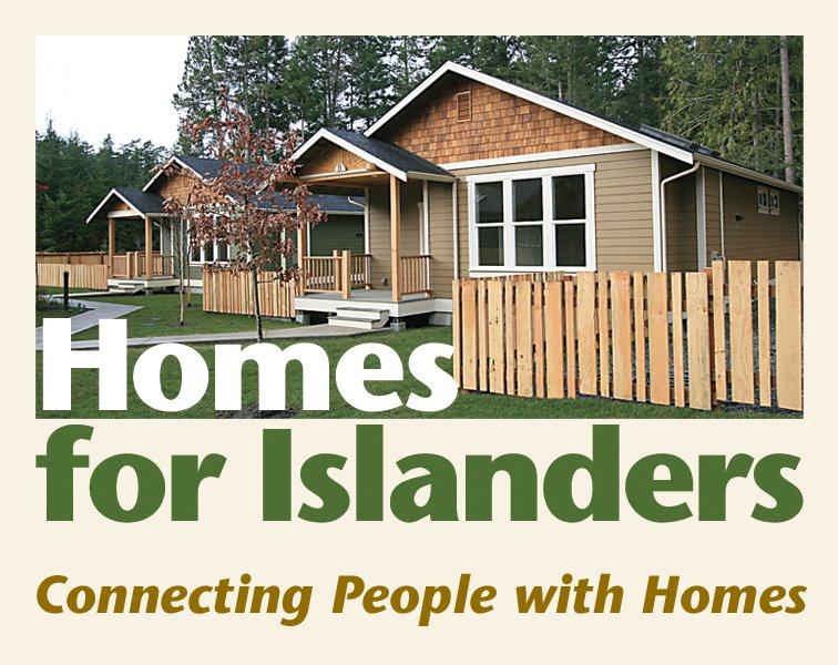 Homes for Islanders