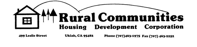 Rural Communities Housing Development Corporation